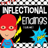Inflectional Endings { MEGA PACK }