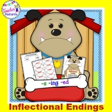 Inflectional Endings Word Sort  (-ed and -ing)