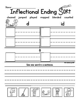 PHONICS The 3 sounds of ED at the end of a word  by coreenburt moreover Inflectional Endings Word Sort Sounds of ED Worksheets by Melicety besides  moreover 3rd Grade Phonics Worksheets Phonics the 3 sounds Of Ed at the End together with  further Ed Ending Sounds Worksheets Ed Or End Worksheet And Suffi also  in addition  further Resources   English   Suffi   Worksheets together with Beginning Letter Sound Ed Words At Sounds Worksheets Pdf Worksheet moreover Past Tense  ed Sounds   Worksheet   Education together with Past Tense Verb Sounds Worksheet Unite Past Tense Sounds Worksheet furthermore Worksheet to introduce the suffix ed  I have always introduced all together with Second Grade Phonics Worksheets and Flashcards as well Words With I Sound Short I Sound Worksheet Sound Words Of Eg additionally Three Sounds of  ed  d t ed  Worksheet   Cut and Paste Sort by. on 3 sounds of ed worksheet