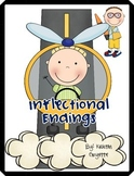 Inflectional Endings (s, es, er, est, ing, 3 sounds of ed)