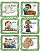 Inflectional Word Endings -s, -ed, and -ing