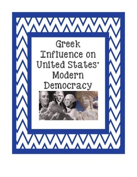 Influence of Greek Democracy on the United States