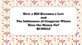 Influences of Congress/ How a Bill Becomes a Law Bundle
