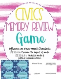 Influences of Government Memory Review Game