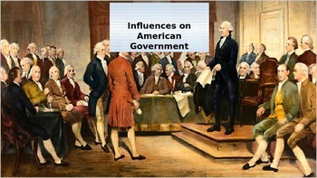 Influences on American Government, Early Colonial America,
