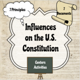 Influences on the Constitution Centers & Lesson