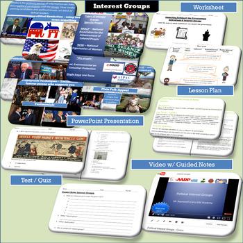 Interest Groups & the Media: Influencing Politics