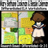 Influential African Americans Differentiated ELA Workstations