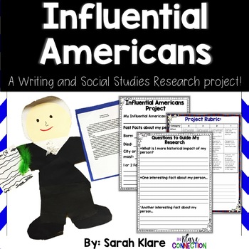 Influential Americans Shared Research Project