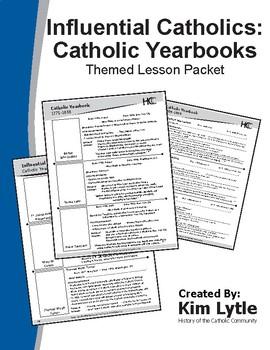Influential Catholics: Catholic Yearbooks