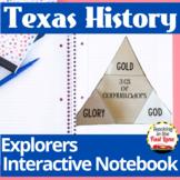Explorers Interactive Notebook