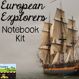Explorers Notebook Kit