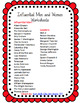 Influential Men and Women Worksheets