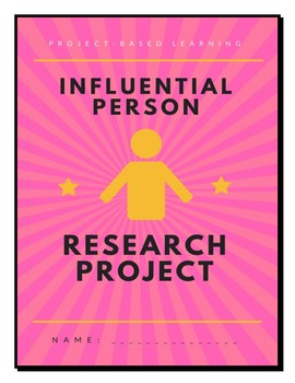 Influential Person Research Project