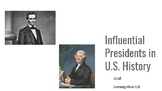 Influential Presidents of the United States
