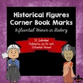 Influential Women Corner Book Marks