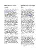 Info Reading Text - September 11th Attacks: Flight 93 (no prep)