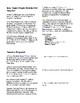 Info Reading Text - 9/11 Attacks (no prep)