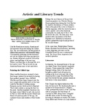 Info Reading Text - From Countryside to City: Art and Literature (no prep/sub)