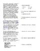 Info Reading Text - Native Americans: Tecumseh (no prep/sub plans)