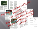 Physical Education: The History and Rules of Sports Bundle!! Distance Learning