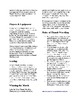 Info Reading Text - Physical Education: The History and Rules of Thumb Wrestling