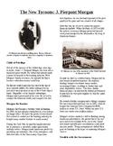 Info Reading Text- The Gilded Age: JP Morgan (no prep/sub plan)
