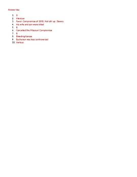 Info Reading Text - US Presidents: Franklin Pierce (no prep/sub plans)