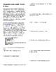 Info Reading Text/Vocab - Pyramids in Latin America (no prep/sub plans)