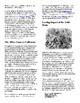 Info Reading Text/Vocab - The California Gold Rush of 1849 (no prep/sub plans)