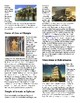Info Reading Text/Vocab - The Seven Ancient Wonders of the World (no prep/sub)