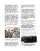 """Info Reading Text - WWI's """"Christmas Truce"""" (no prep/sub plans)"""