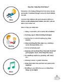 Info Sheet - Help me understand Relaxation