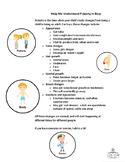 Info Sheet - Help me understand puberty - boys