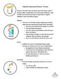 Info Sheet - Help me understand puberty - parents