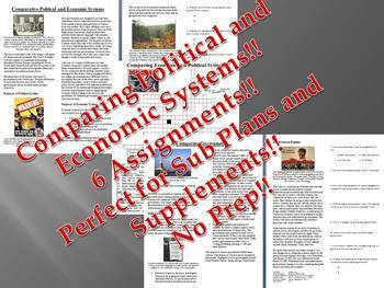 Info Text - Comparative Economic and Political Systems Bun