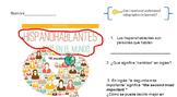 Infografía:Hispanohablantes en el Mundo