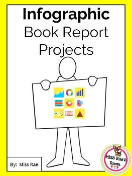 Infographic Book Report Projects Common Core Aligned