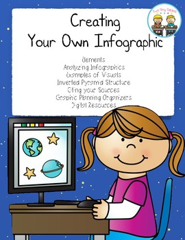 Infographic Mini Lesson ~ Graphic Organizers and more