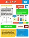 Infographic Syllabus (Editable)