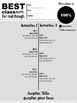 Infographic Syllabus Template (Black and White)