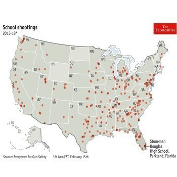 Infographics On Gun Violence In America