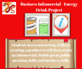 Business Infomercial - Energy Drink Project Activity