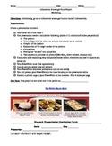 Sports Marketing & Business: Infomercial Scavenger Hunt Presentation Project
