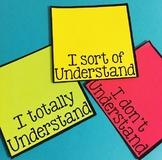 Informal Assessment Cards