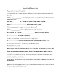 Informal Commands Review and Intro to Formal Commands