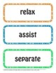 Academic Vocabulary - Informal - Formal Vocabulary - Phrasal Verbs