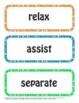 Academic Vocabulary - Informal - Formal Vocabulary - Phras