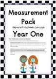 Informal Measurement Pack
