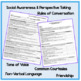 Informal Pragmatic Language Assessment & Social Skills Pro